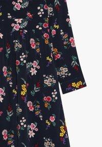 Name it - NKFVINAYA LONG  - Skjortklänning - dark sapphire - 2