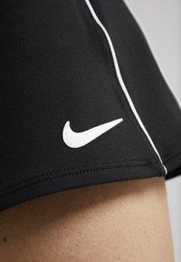 Nike Performance - DRY SKIRT - Sportovní sukně - black/white - 5