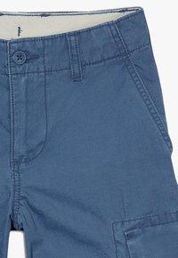 GAP - BOY - Cargo trousers - blue shade - 4