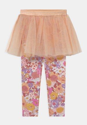 ZOE SKEGGING - Legginsy - peachy/pink