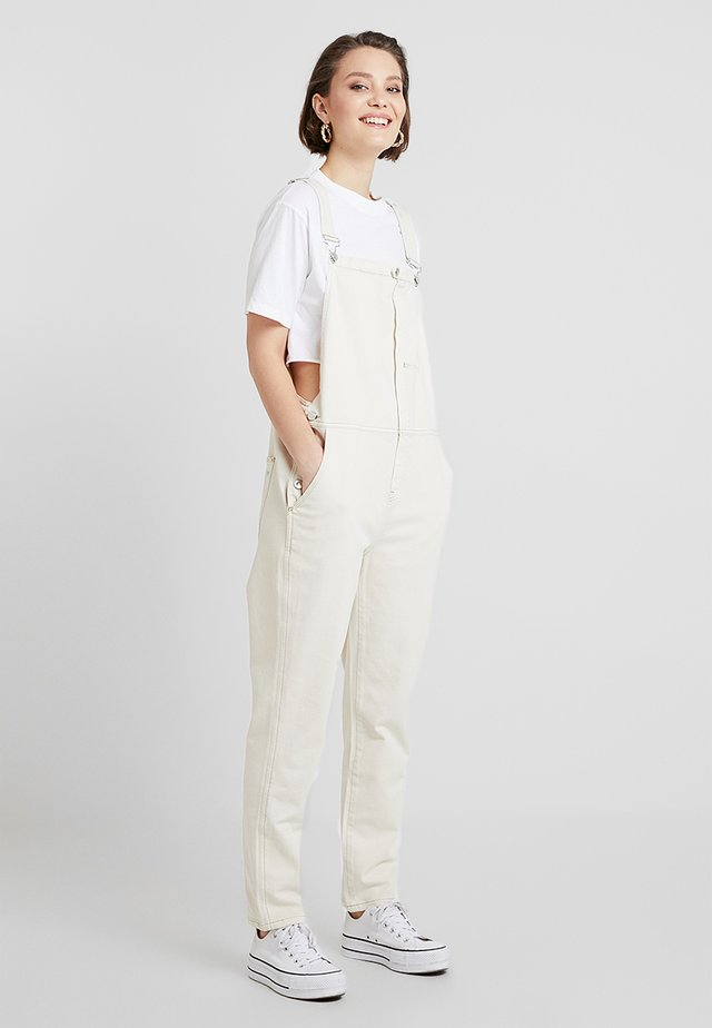 ULRIKKE OVERALL - Overall / Jumpsuit - ecru