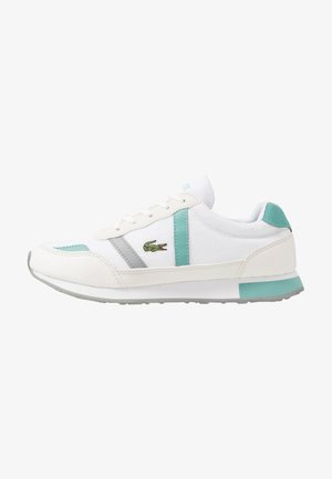PARTNER - Trainers - white/turquoise