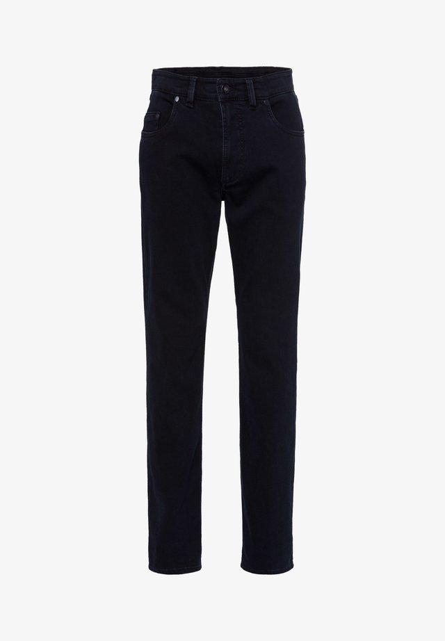 STYLE LUKE - Jeans a sigaretta - blue black