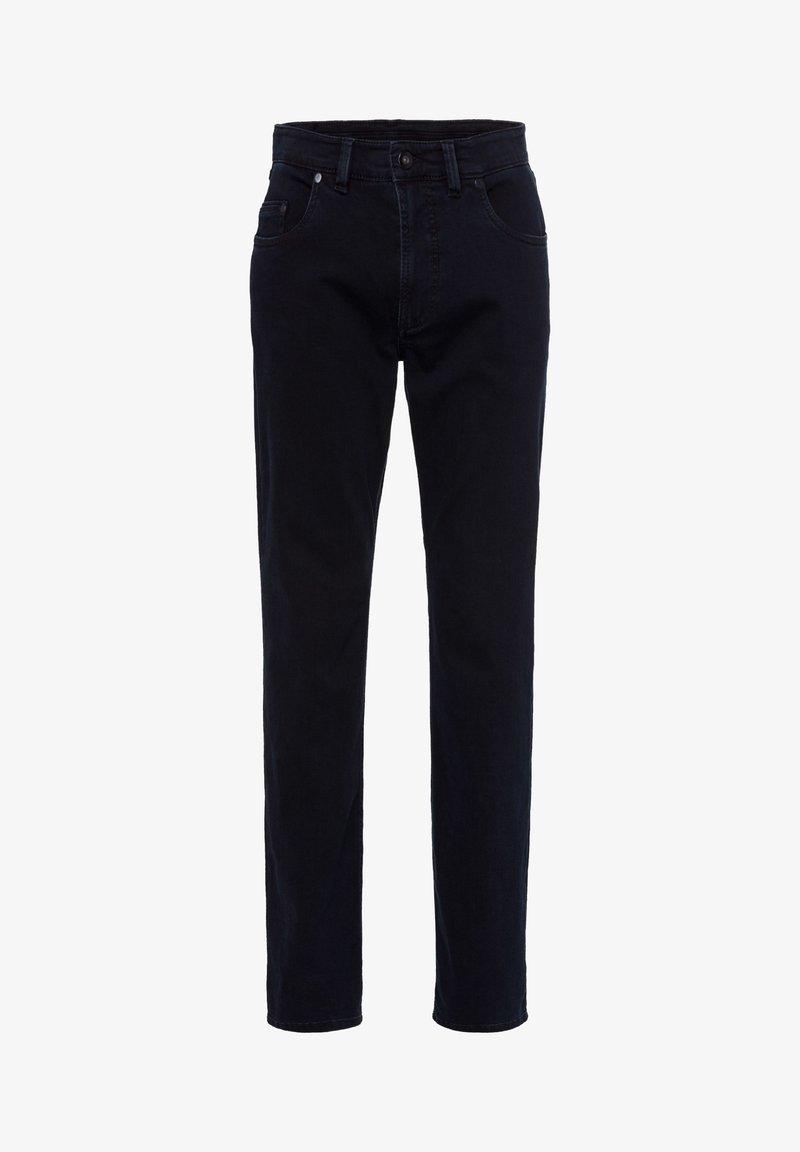 BRAX - STYLE LUKE - Straight leg jeans - blue black