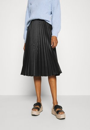 OLAI - Pleated skirt - black