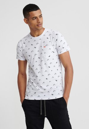 SANTA MARIA - Print T-shirt - optic