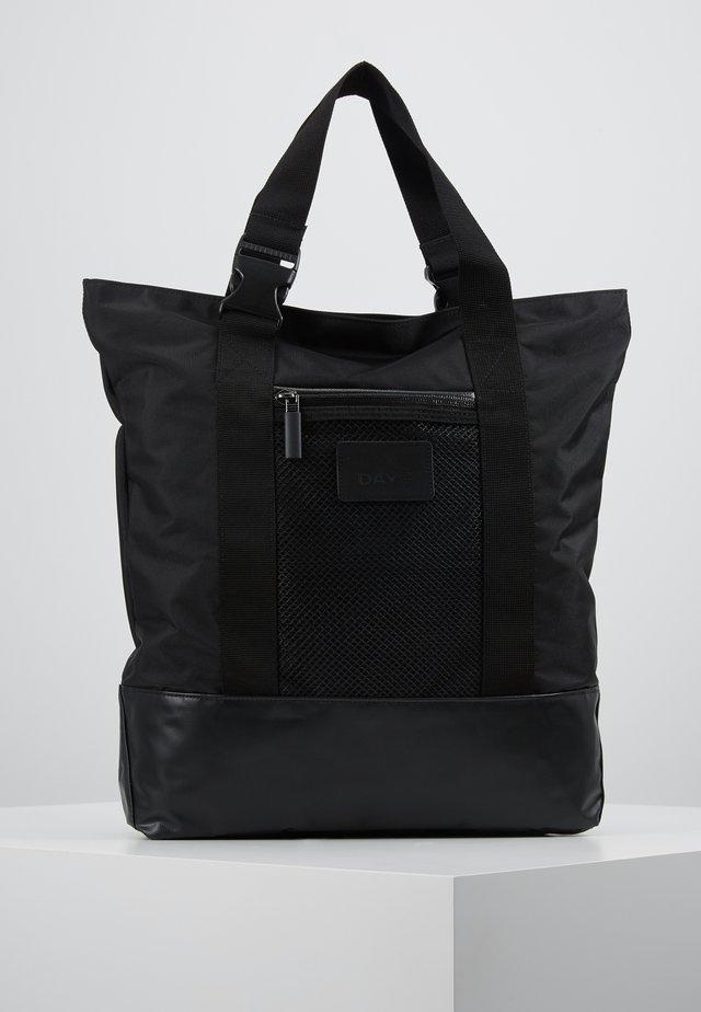 ATHLUXURY TOTE - Shopping bag - black