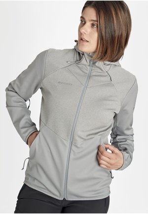 Outdoor jacket - granit-granit melange