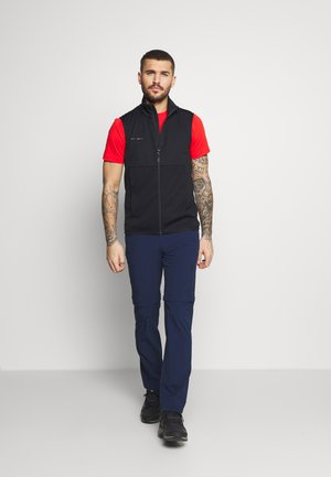 ULTIMATE VEST MEN - Vesta - black