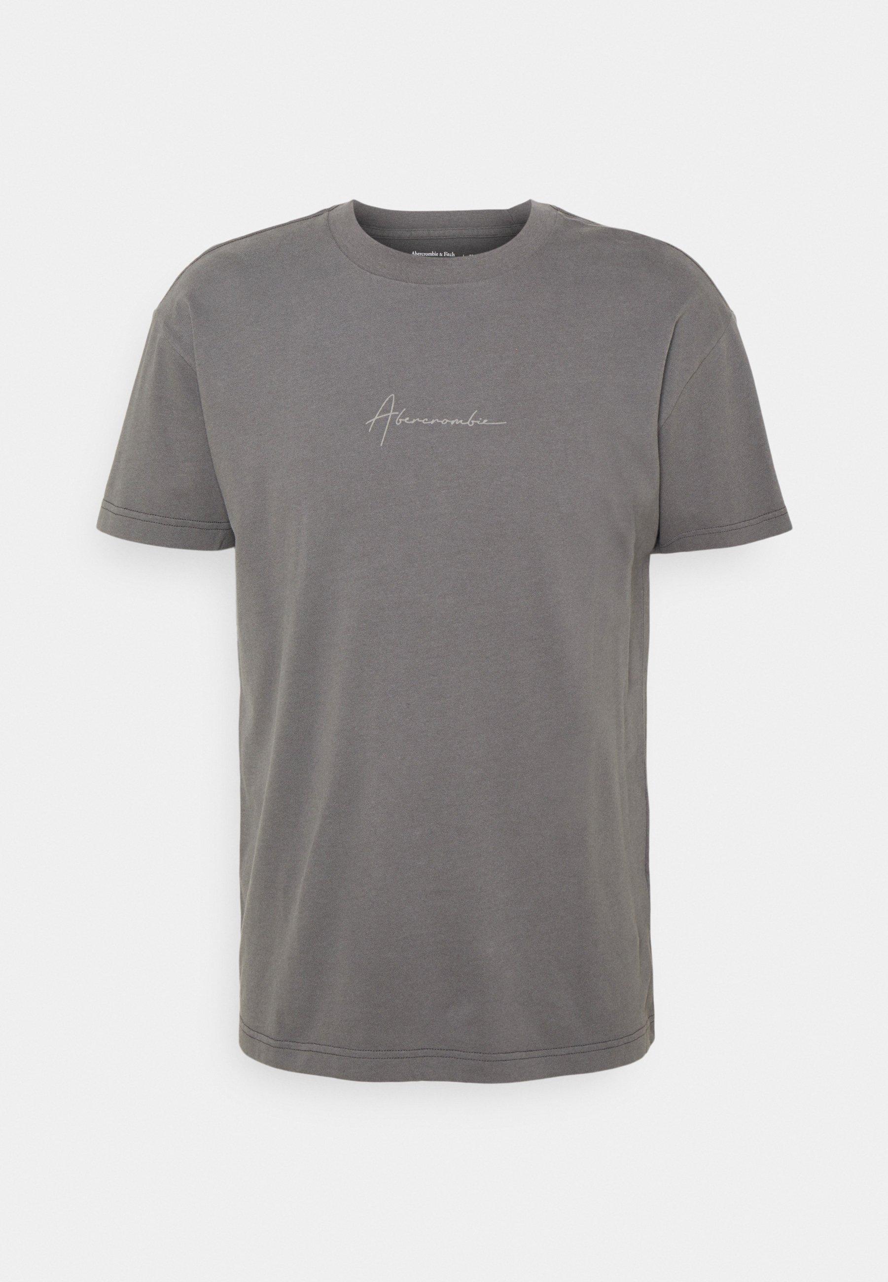 Men SCRIPT SMALL SCALE - Basic T-shirt