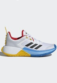 adidas Performance - LEGO®  - Stabilty running shoes - white - 7