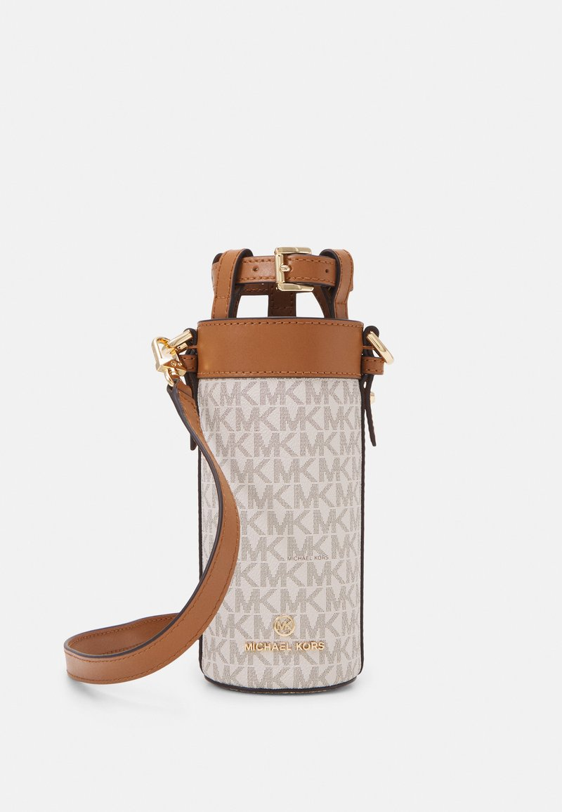 MICHAEL Michael Kors - TRAVEL ACCESSORIES BOTTLE HOLDER - Across body bag - vanilla