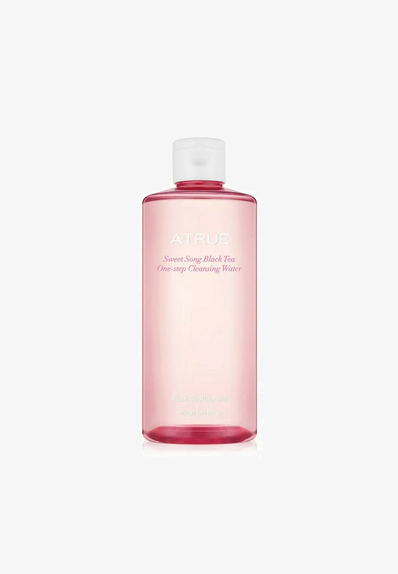 A-TRUE - SWEET SONG BLACK TEA ONE-STEP CLEANSING WATER - Cleanser - -