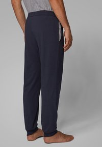 BOSS - MIX&MATCH - Pyjama bottoms - dark blue - 2
