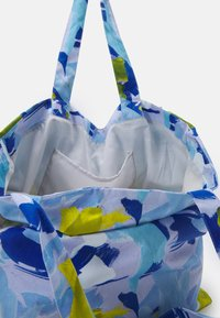 STUDIO ID - TOTE BAG L - Shopping Bag - multicoloured/blue - 4