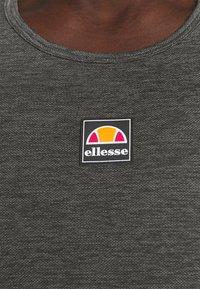 Ellesse - SHARLA - Sports shirt - dark grey marl - 3