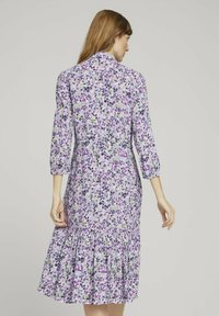 TOM TAILOR - Robe chemise - lilac - 2