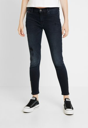 MID RISE SKINNY NORA ZIP - Jeans Skinny Fit - capitol