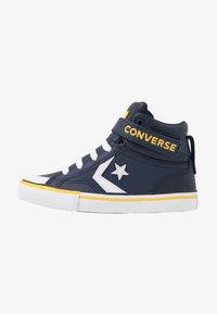 Converse - PRO BLAZE STRAP VARSITY - Vysoké tenisky - obsidian/amarillo/white - 0