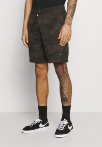 Abercrombie & Fitch - ICON - Shorts - olive - 0