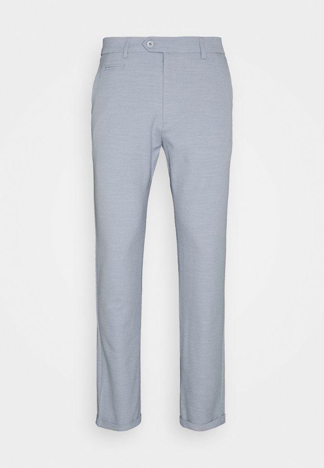 COMO LIGHT SUIT PANTS - Pantalon - dust blue