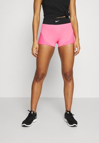 Nike Performance - AEROADAPT SHORT - Medias - digital pink/black/metallic silver - 0