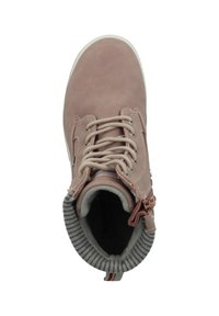 Dockers by Gerli - Lace-up ankle boots - pink - 1