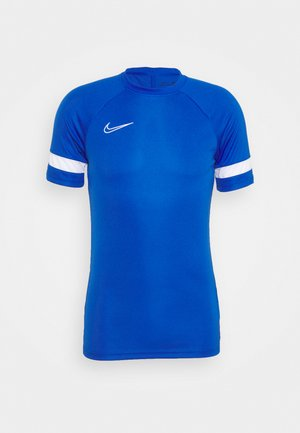 ACADEMY 21 - T-shirt con stampa - game royal/white