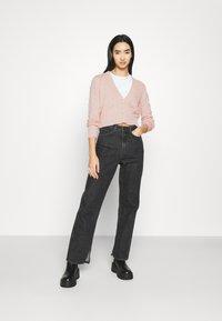 Cotton On - KNOBBLY CARDI - Cardigan - blossom - 1