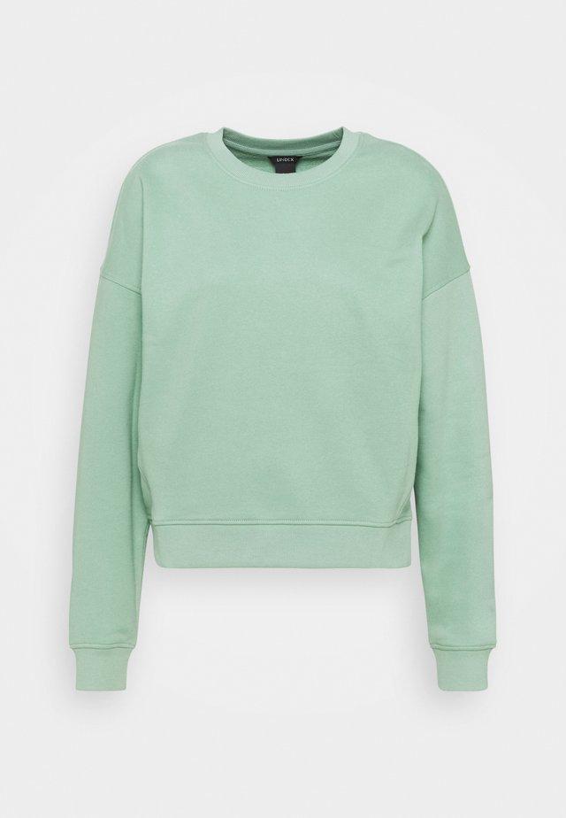 PERNILLE - Sweater - dusty green
