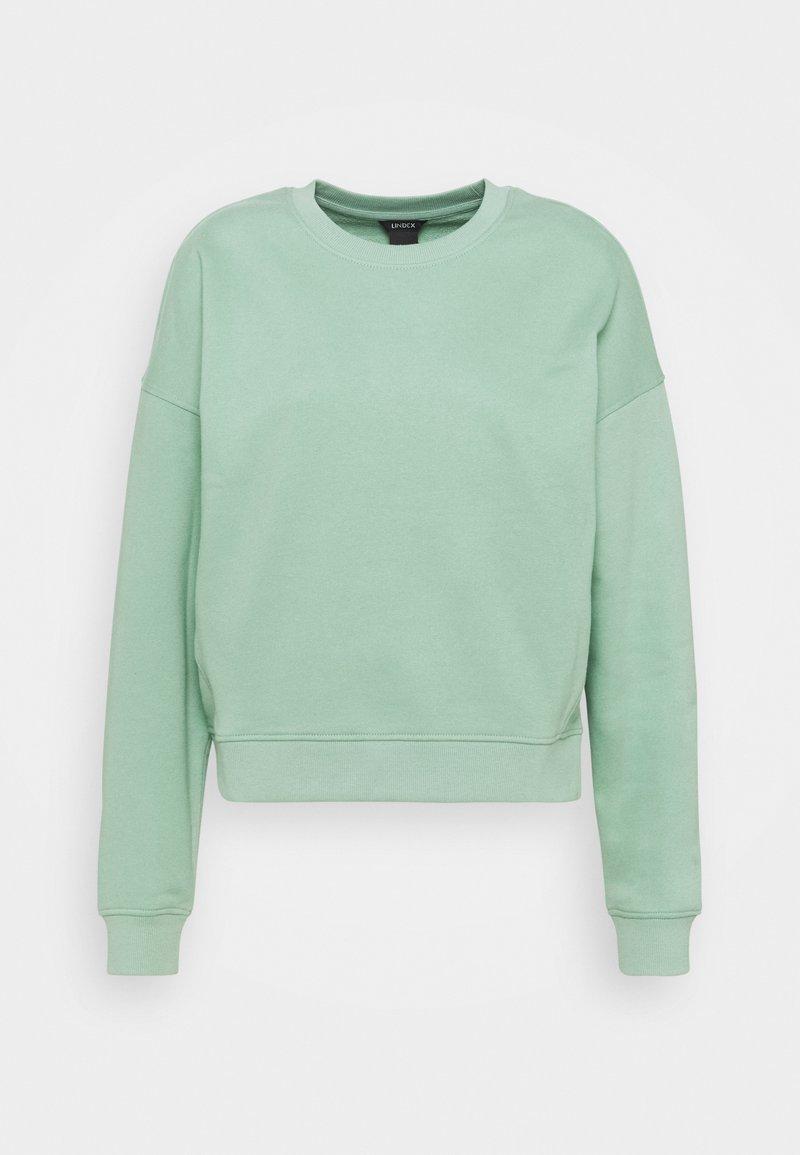Lindex - PERNILLE - Sweatshirts - dusty green