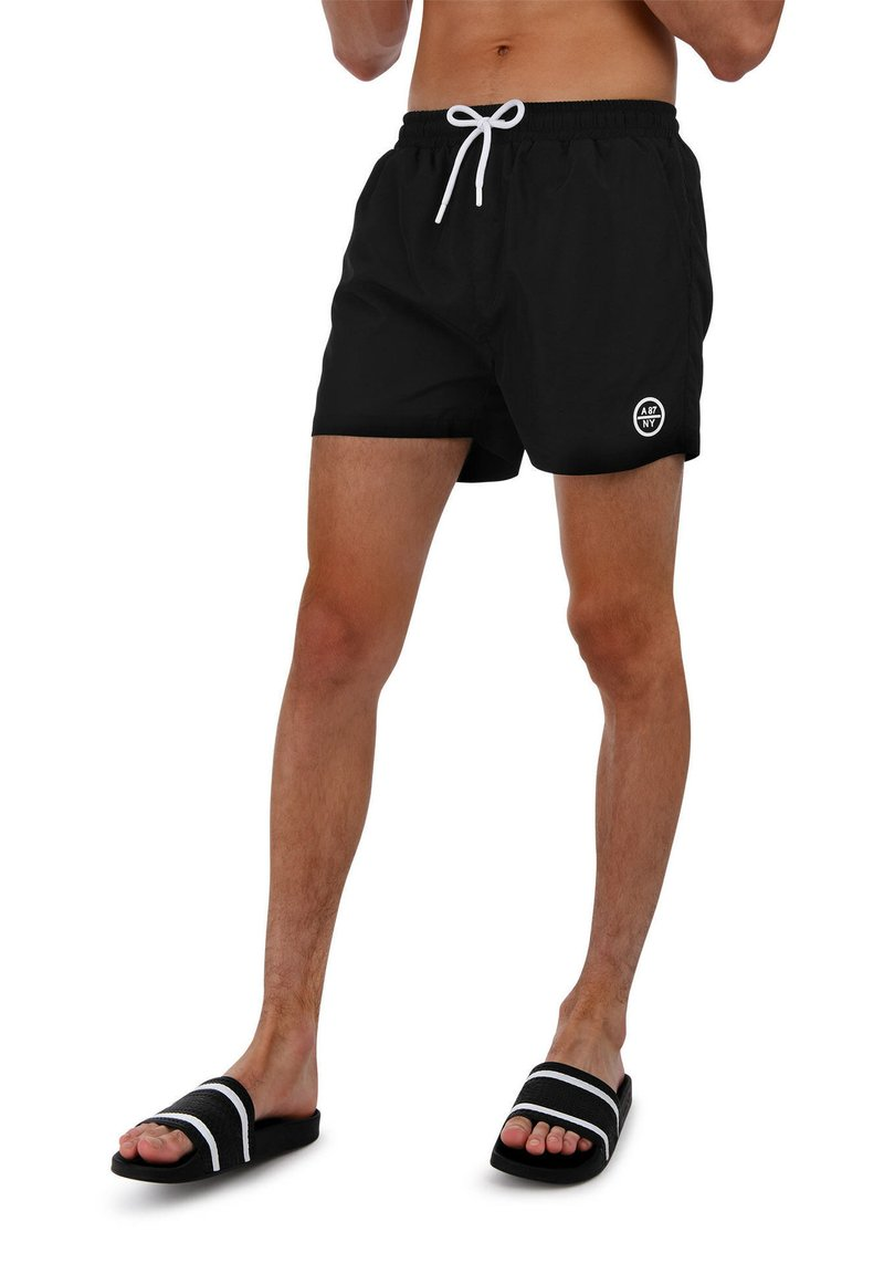 AÉROPOSTALE - Swimming shorts - black