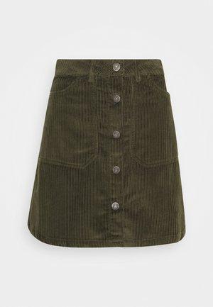 NMSUNNY SHORT SKIRT - A-snit nederdel/ A-formede nederdele - kalamata