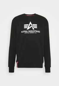 Alpha Industries - BASIC - Bluza - black - 3