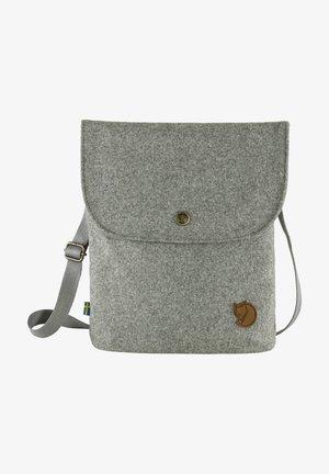 Across body bag - granite grey
