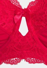 DORINA CURVES - Underwired bra - red - 2