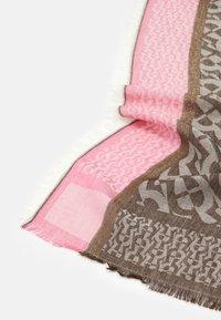 Aigner - Šátek - jawa brown - 2
