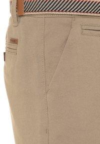Tiffosi - HENRY - Shorts - beige - 3