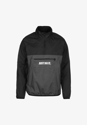 Windbreaker - black / dark grey