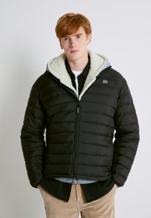 PRESIDIO PACKABLE JACKET - Piumino - blacks