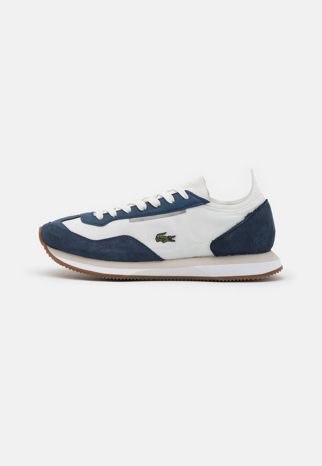 MATCH BREAK - Baskets basses - offwhite/navy