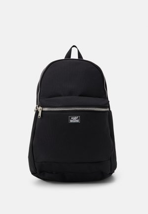 ROUNDED BACKPACK UNISEX - Reppu - black