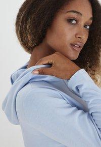 b.young - Jersey dress - brunnera blue melange - 3