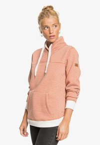 Roxy - BOAT TRIP STRIPES - Sudadera - auburn me stripes - 4