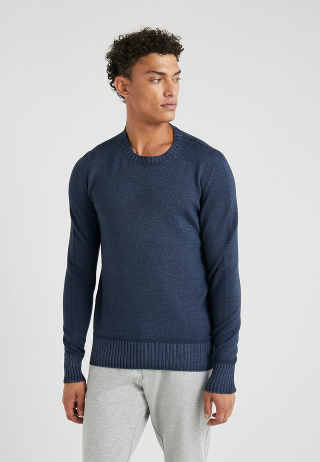 ACQUARELLO - Jumper - blue
