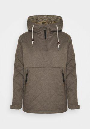 ALBERTA - Winter jacket - brown