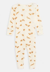 Lindex - ONESIES BABY SQUIRREL UNISEX - Pyjama - light beige - 1