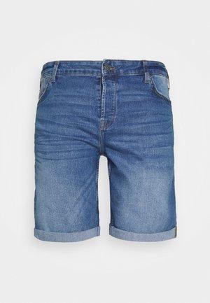 ONSPLY SLIM - Short en jean - blue denim