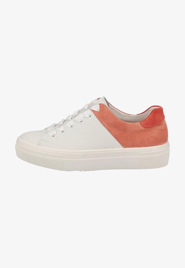 Sneakersy niskie - offwhite (weiss)