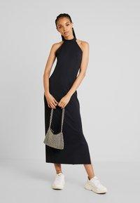 Even&Odd - Robe longue - black - 2